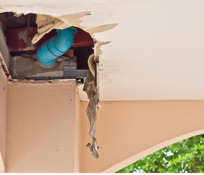 Water Damage What Is Secondary Damage After a Water Disaster?