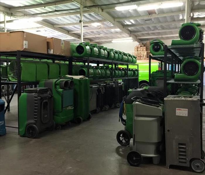 Community SERVPRO of Whittier moved!